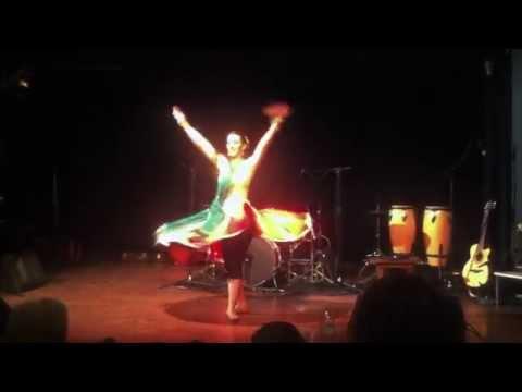 Chamak Challo Chel Chabeli - Bollywood Dance by Konstancja DIYA...