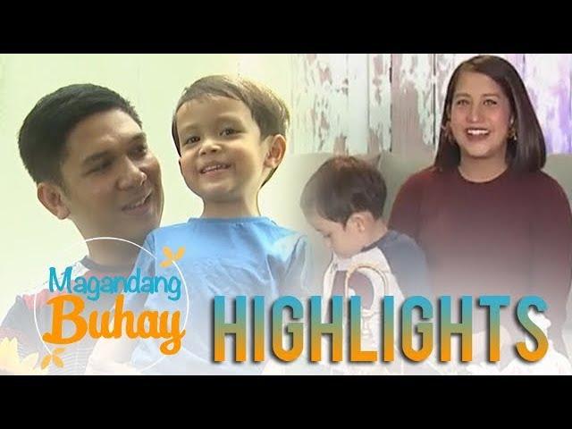 Magandang Buhay: Popshie Mark & Pele's sweet surprise for Momshie Jolina