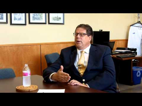 Dr Ron Langrell--Organizing and focusing thoughts #2