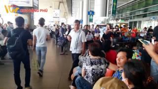 XEM NGƯỜI VIỆT NAM ĐI ĐÓN VIỆT KIỀU RA SAO? - Chu Đặng Phú - Phu's Vlog