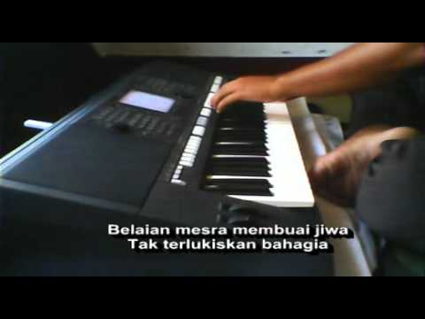 Dawai Asmara Karaoke Dangdut Sampling Psr S750 video