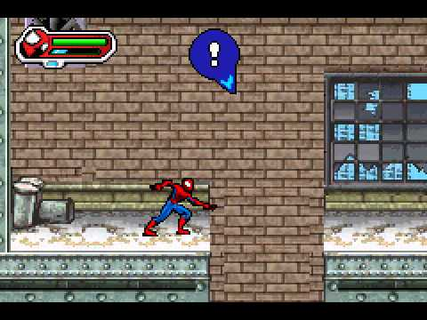 Ultimate Spider-Man - Ultimate Spider-Man (GBA) - Vizzed.com Play - User video