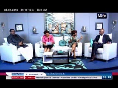 WOFAI SAMUEL TALKS ABOUT NIGERIA'S RENEWED VIGOUR IN THE FIGHT AGAINST INSURGENCY.