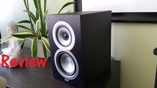Stereo - ELAC uni-Fi UB5 speaker review + DIY cables + Onix RA125 + Onix Cd15