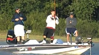 Indiana Bass Federation Nation Youth Tournament