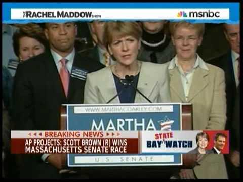 Martha Coakley Concession Speech