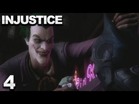 Injustice: Gods Among Us - Chapter 4: The Joker
