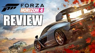 Forza Horizon 4 Review - The Best Racing Game of All Time?