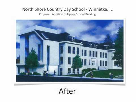 North Shore Country Day School - Before & After