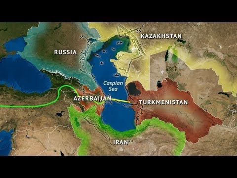 The Strategic Importance of the Caspian Sea