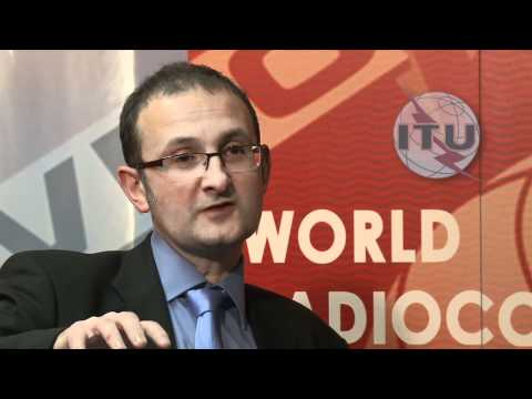 ITU INTERVIEWS @ WRC12: Roberto Ercole, Director of Spectrum, GSMA