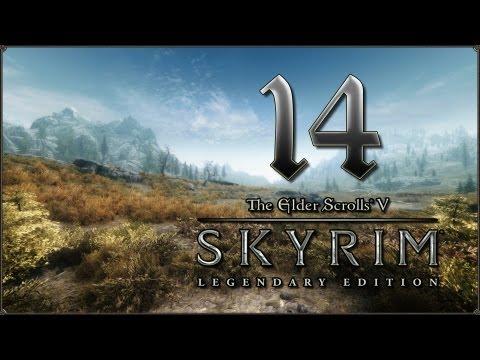 Прохождение TES V: Skyrim - Legendary Edition — #14: Степи Вайтрана