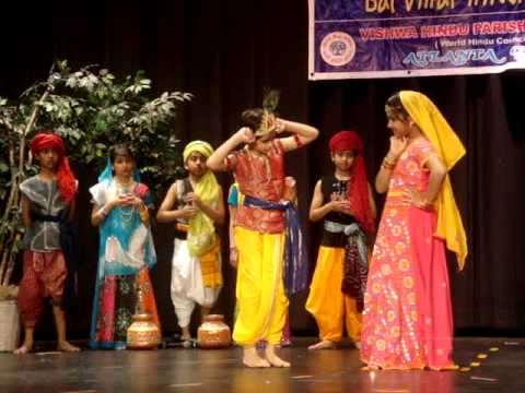Mayya Mori main nahi makhan khayo...Manasi as Yashoda