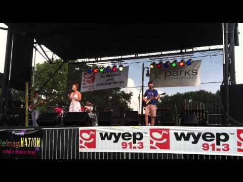 """Dawn"" - The Options - WYEP Summer Music Festival, Pittsburgh, PA 6/28/2014"