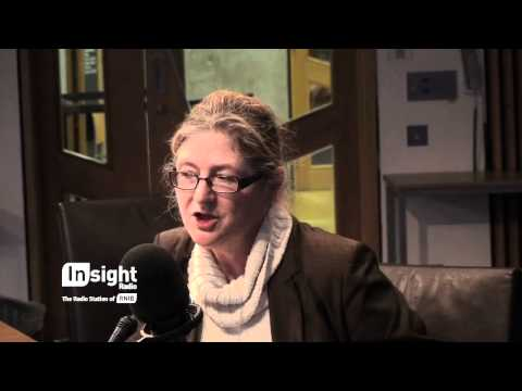 Insight Radio at the Scottish Parliament - Claudia Beamish MSP