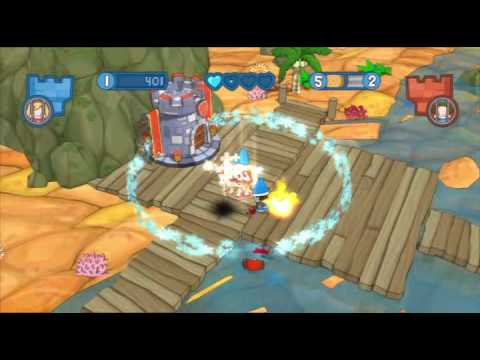 Fat Princess - 8 minutes of help & ownage (PS3)