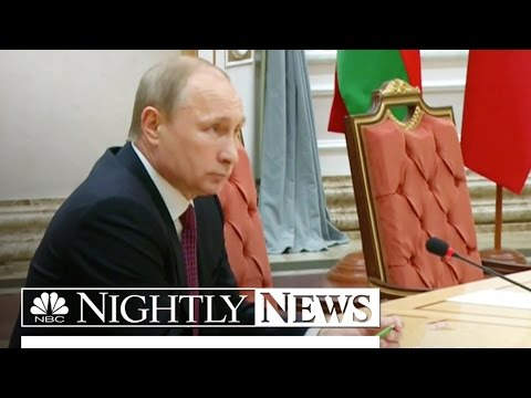 Ukraine Cease-Fire Reached After Marathon Talks | NBC Nightly News