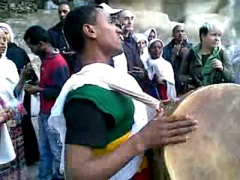 Ethiopian Easter 2011 in Jerusalem