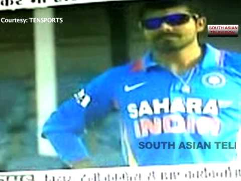 Jadeja Raina fight - Original video