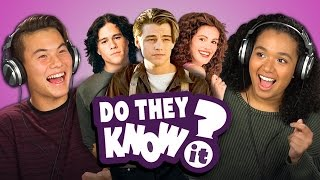 download musica DO TEENS KNOW 90s ROMANCE MOVIES? REACT: Do They Know It?