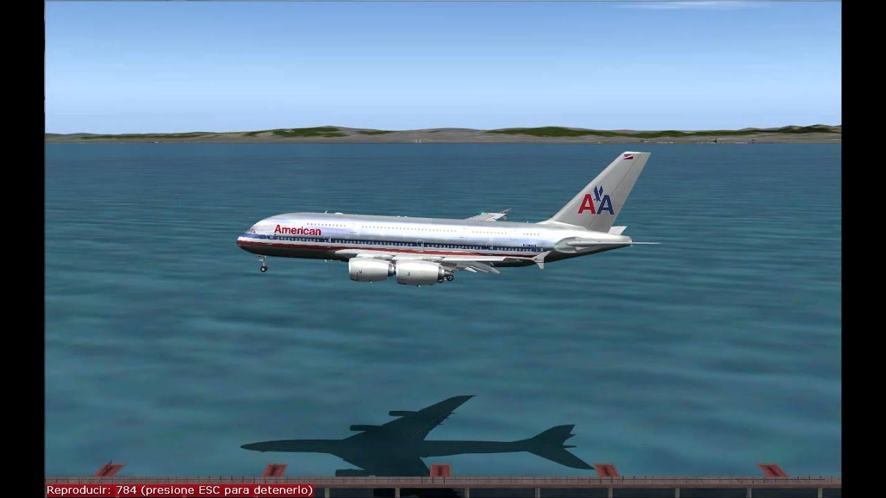 American Airlines Airbus A320 Airbus A380 American Airlines