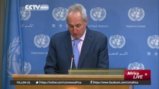 UN asks Ethiopia and Eritrea to resolve their differences peacefully