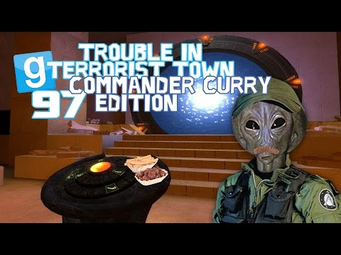 TROUBLE IN TERRORIST TOWN - Mission Exoplanet mit Commander Curry! [HD+] Let's Play TTT