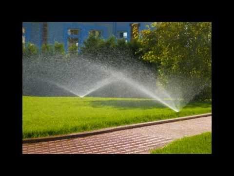 Gartenbewässerung Für Den Perfekten Rollrasen Einsetzen