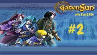 Golden Sun: The Lost Age w/ Bass6286 - Part 2 - Rendezvous