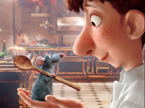 ? Ratatouille dublado completo filme de animação filme para o miúdo