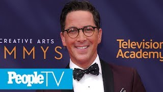 'Second Act' Star Dan Bucatinsky Dishes On Filming With 'Grounded' J. Lo | PeopleTV
