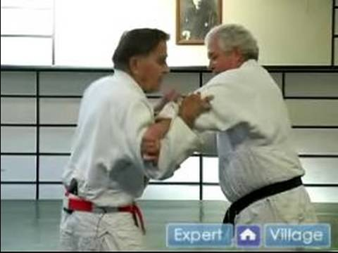 Judo Throws & Moves : Ude Gatame Straight Arm Lock Judo Techniques Image 1