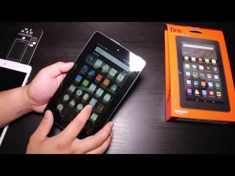 Amazon's $50 Fire Tablet: Unboxing. Setup. & Review