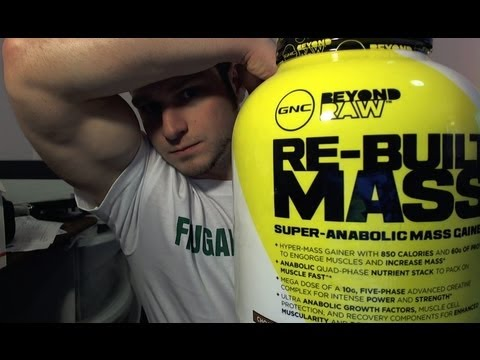 FRUGAL FITNESS TV Reviews GNC's New BEYOND RAW Supplements!