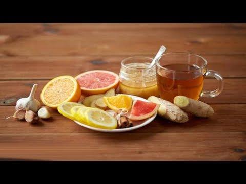 ★Смесь имбиря, лимона и чеснока - старинный рецепт ЦЕЛЕБНОЙ настойки. Этот эликсир поможет очистить