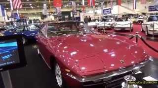 1968 Lamborghini Islero 320hp - 2014 Essen Motor Show