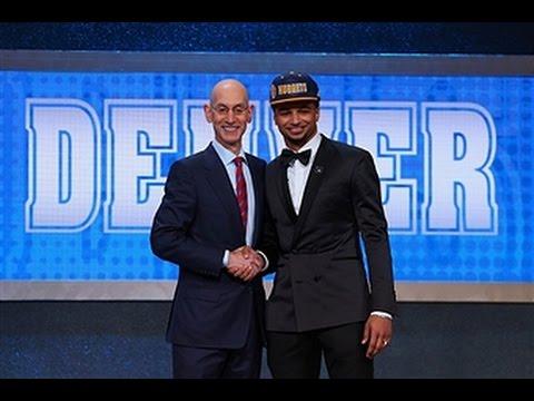Denver Nuggets Draft Jamal Murray With 7th Pick of 2016 NBA Draft