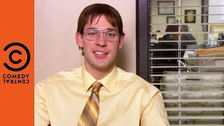 Jim Impersonates Dwight | The Office US