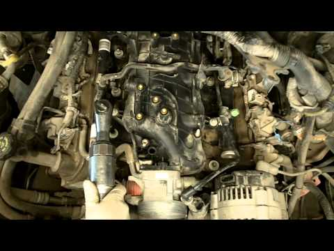 Chevy 5.3lit Intake R&R HD