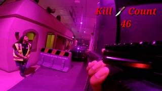 iCombat Laser tag, GoPro Footage, Kill Counter, Call of Duty View