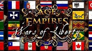 ¿ QUÉ ES AGE of EMPIRES 3: WARS of LIBERTY ?
