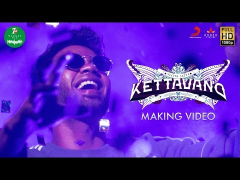 7UP Madras Gig - Kettavano Making Video | Sajith Satya | Anirudh Ravichander