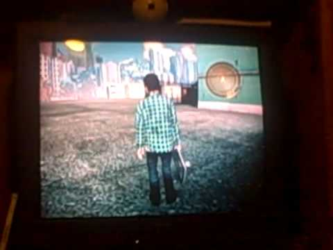 Skate 2- Rob Dyrdek's Fantasy Factory Glitch Get out Of Factory Skate Downtown LA Xbox 360