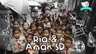 INDOVIDFEST & JAJANAN SD - Ria's Vlog #17
