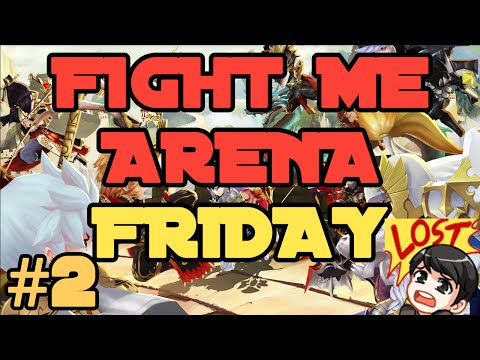 Seven Knight - FIGHT ME ARENA FRIDAY #2 SOI SAUCE & WUKONG ~ !