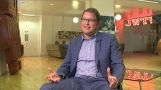 James Whitehead - J. Walter Thompson London - 60 years of TV ads - BBC