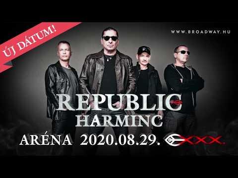 Republic koncert - 2020 augusztus 29. | Papp László Budapest Sportaréna