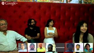Miss Lovely - Hangout with the cast & crew of Miss Lovely- official entry at Cannes, Un Certain Regard, 2013
