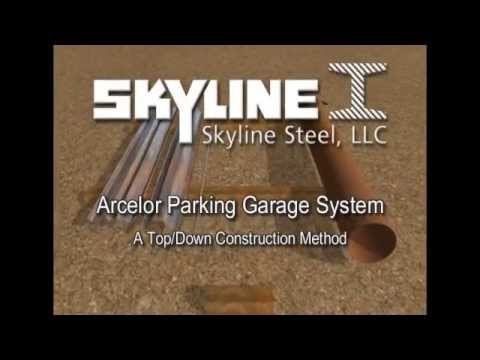 Technical Animation_Skyline Steel