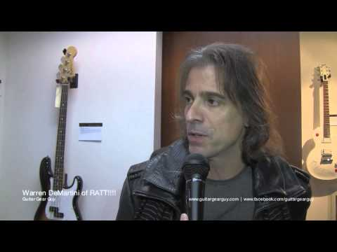 Warren DeMartini of RATT!!!!